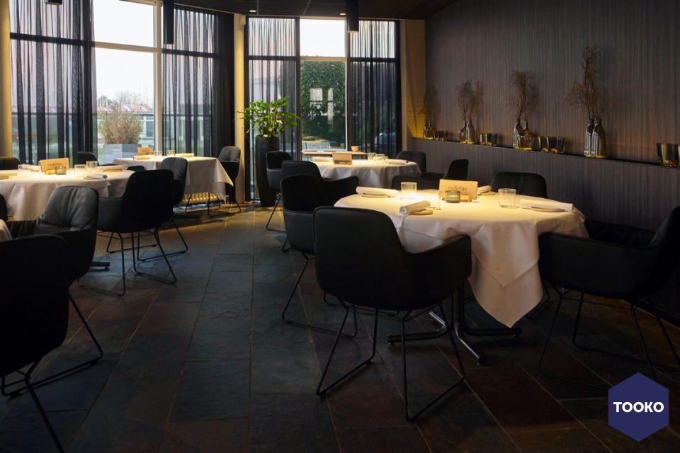 Restaurant meliefste tooko inspiratie voor een exclusieve