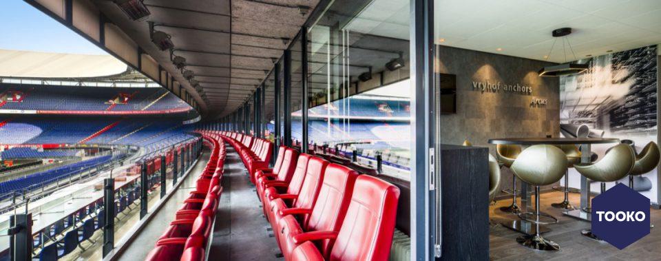 Linda Lagrand - Skybox Stadion de Kuip