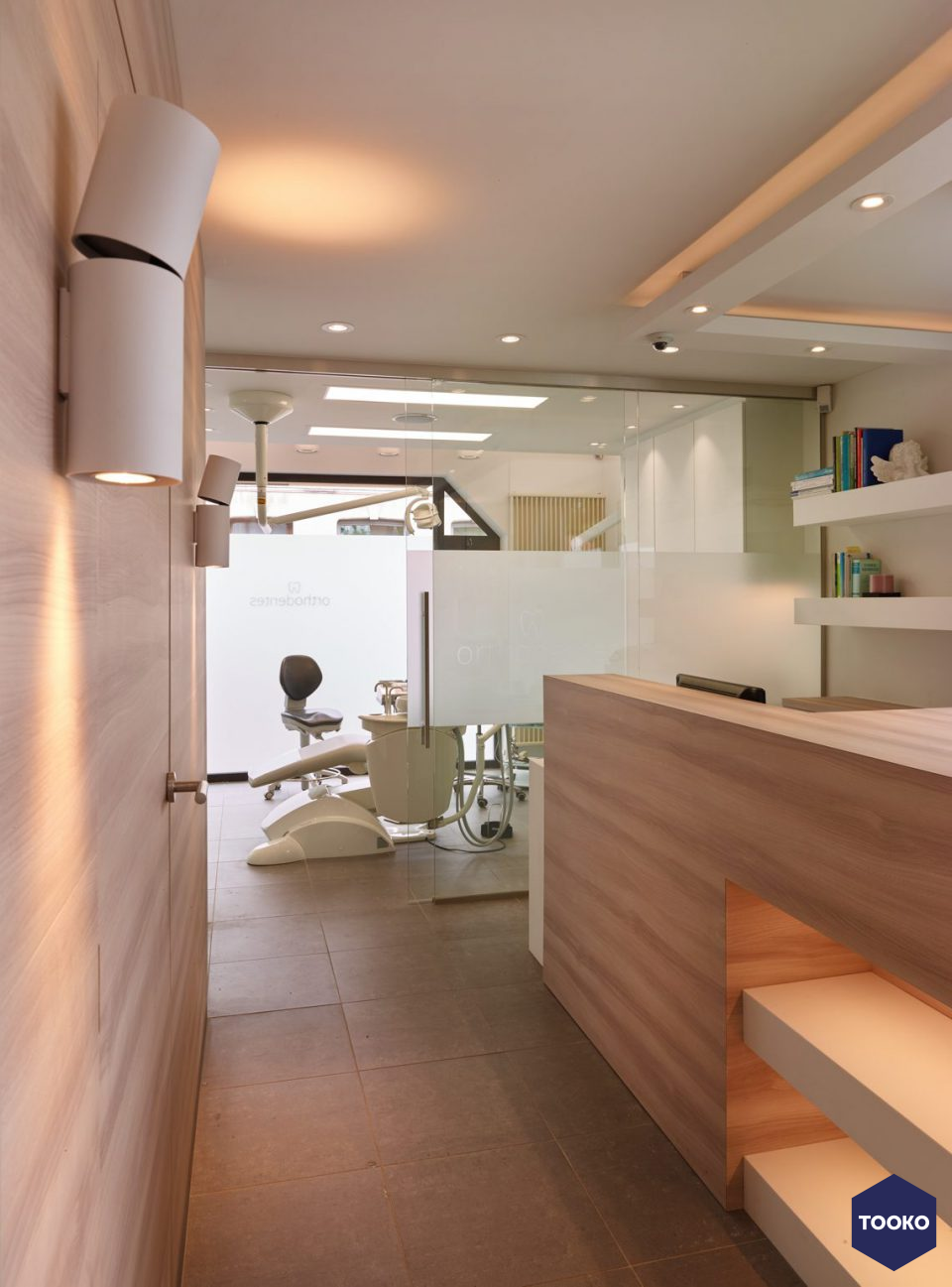 Bart van Wijk - Renovatie tandartspraktijk Wilrijk