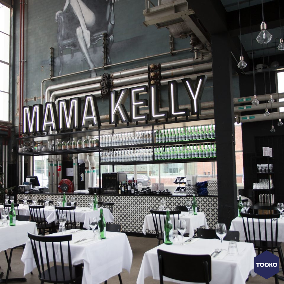 De Horeca Fabriek - Mamma Kelly Den Haag