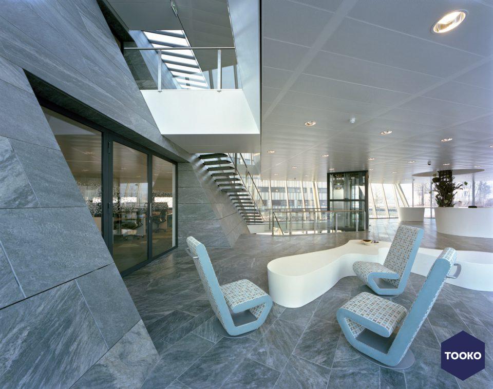 Engelman Architecten - Kenniscentrum Rabobank
