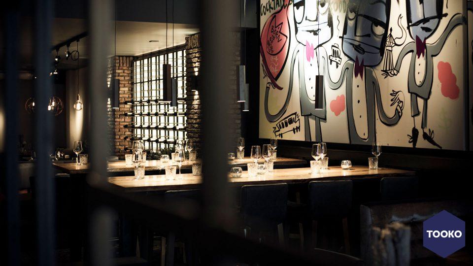 Restaurant eve eindhoven tooko inspiratie voor een exclusieve