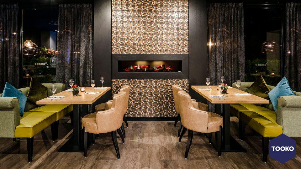 Hans Kuijten - Amber restaurant
