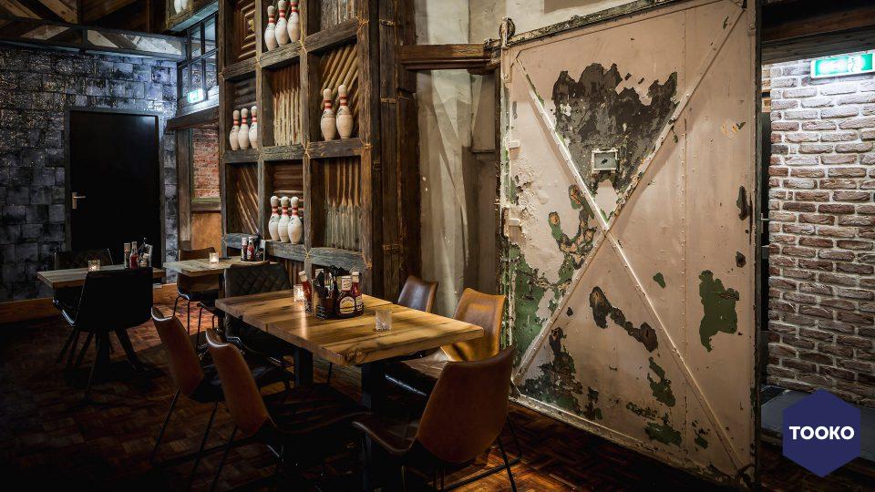 Hans Kuijten - Sportsbar restaurant Old Dutch