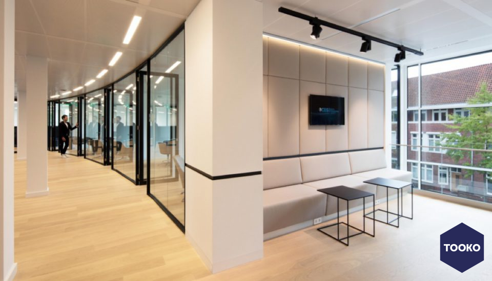 Fokkema & Partners Architecten. - CBS Studios International Amsterdam