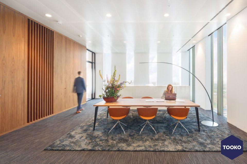 Fokkema & Partners Architecten. - NautaDutilh Rotterdam