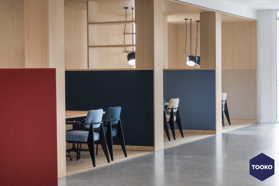 i29 interior architects - Lobby en restaurant BKR