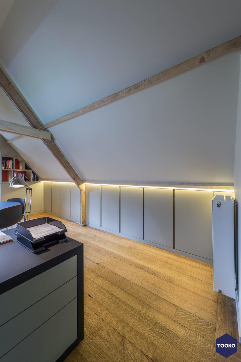 QTD Interieur architecten - Kantoor aan huis Schilde