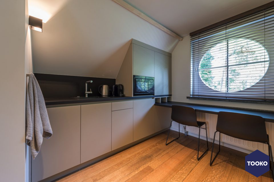 Kantoor Aan Huis : Luxe kantoor aan huis u stockfoto roseburn djob