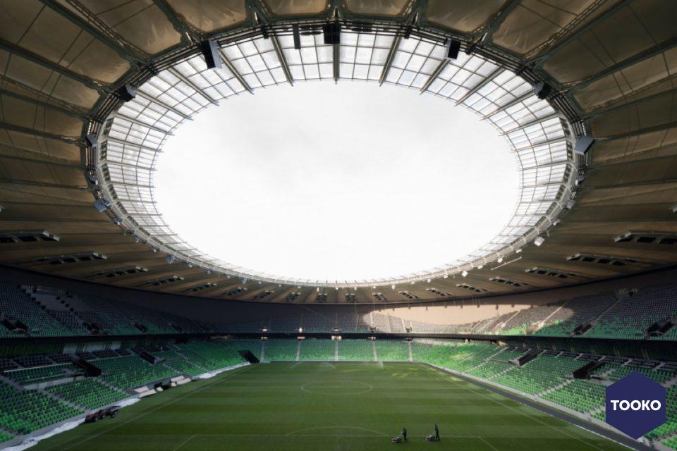 Delta Light - Krasnodar Stadium