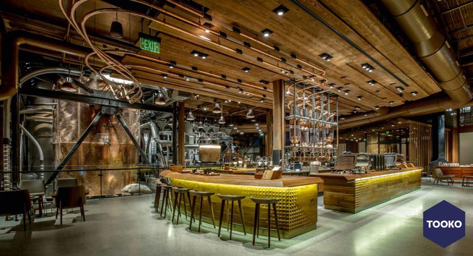Delta Light - Starbucks Roastery and Tasting