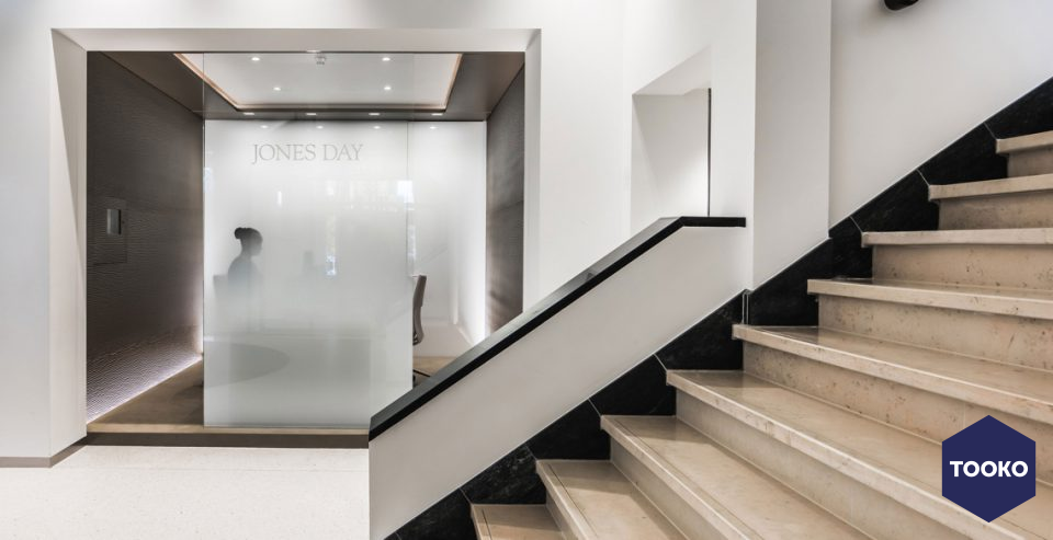 Casper Schwarz Architects - JonesDay Law Amsterdam