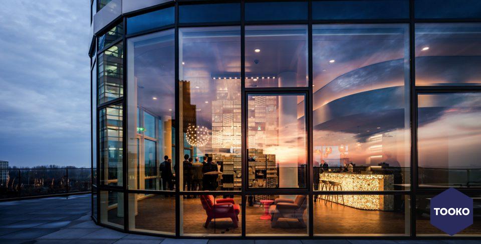 Casper Schwarz Architects - NautaDutilh Amsterdam