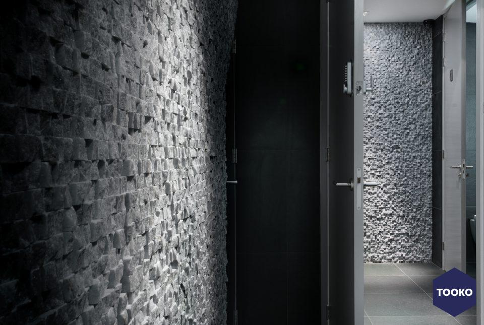 De Twee Snoeken architectuur - IJssalon Oss