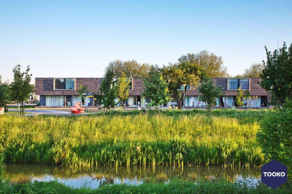 De Twee Snoeken architectuur - Zorgcentrum Droo-Zuid Duiven