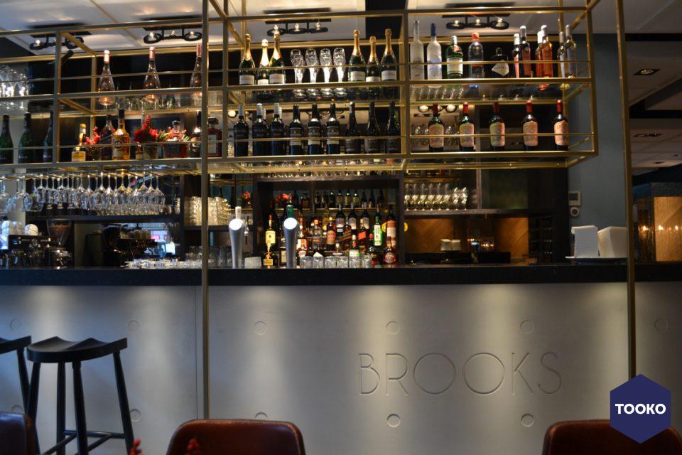 HIP Studio - Restaurant Brooks Brasserie