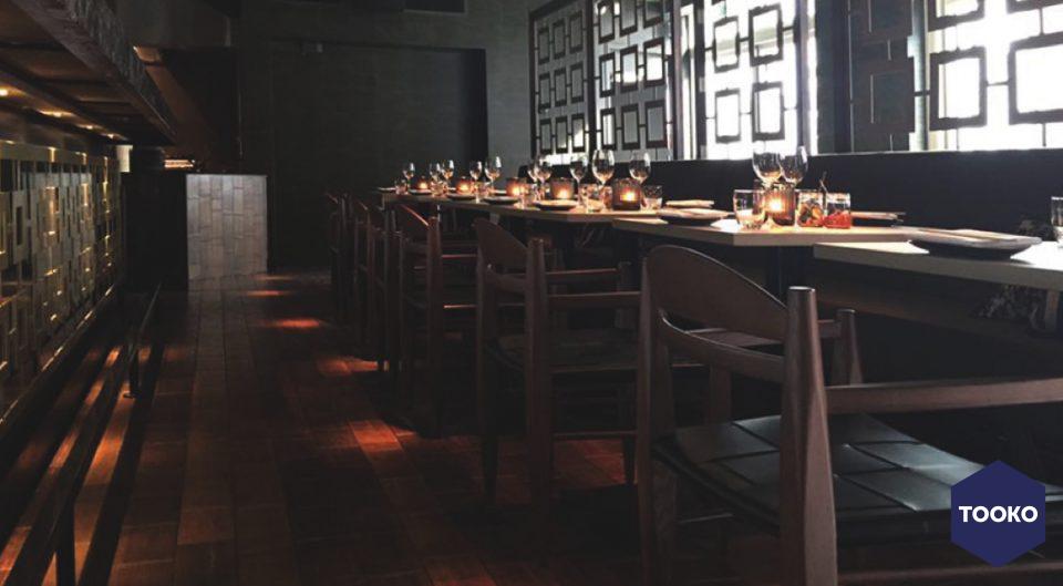 HIP Studio - Restaurant Ron Gastrobar Oriental
