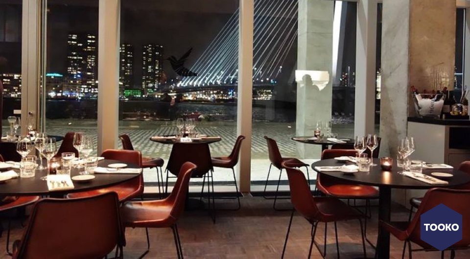 HIP Studio - Restaurant  The Hummingbird Rotterdam