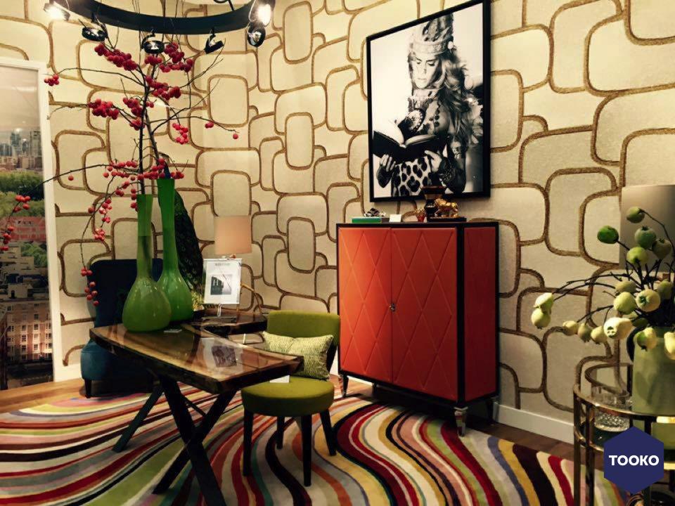 Salon residence 2015 tooko inspiratie voor een exclusieve