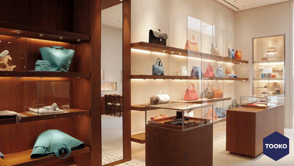 iNeX architecten - Hermès Maastricht