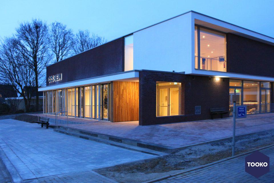 iNeX architecten - Multifunctioneel gemeenschapshuis Oos Heim Margraten