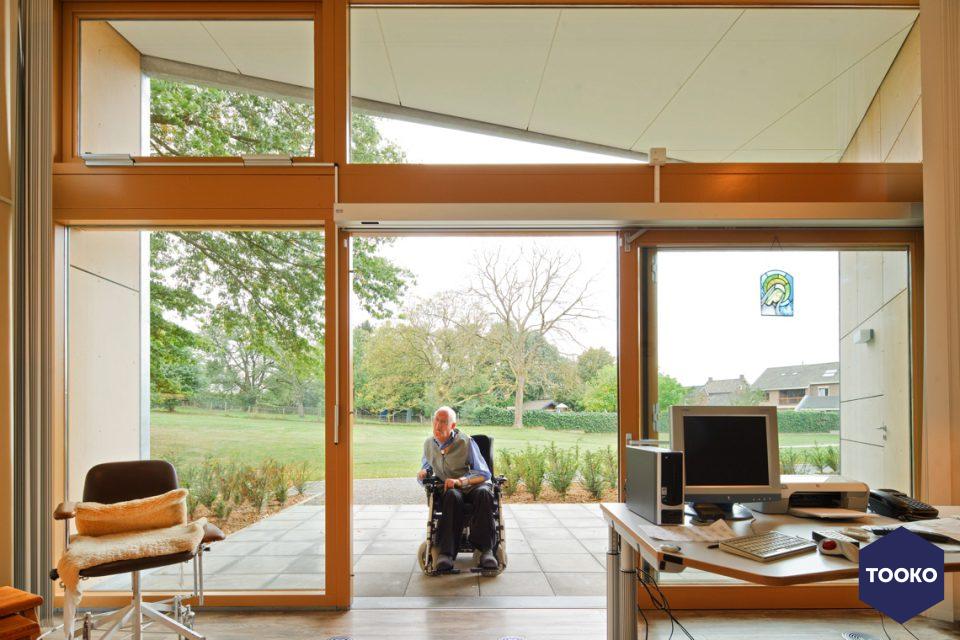 iNeX architecten - Woonbegeleidingscentrum Aan de Pas
