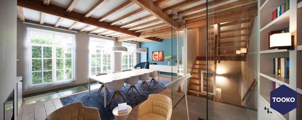 Themenos architecten - Advocatenkantoor hartje Antwerpen