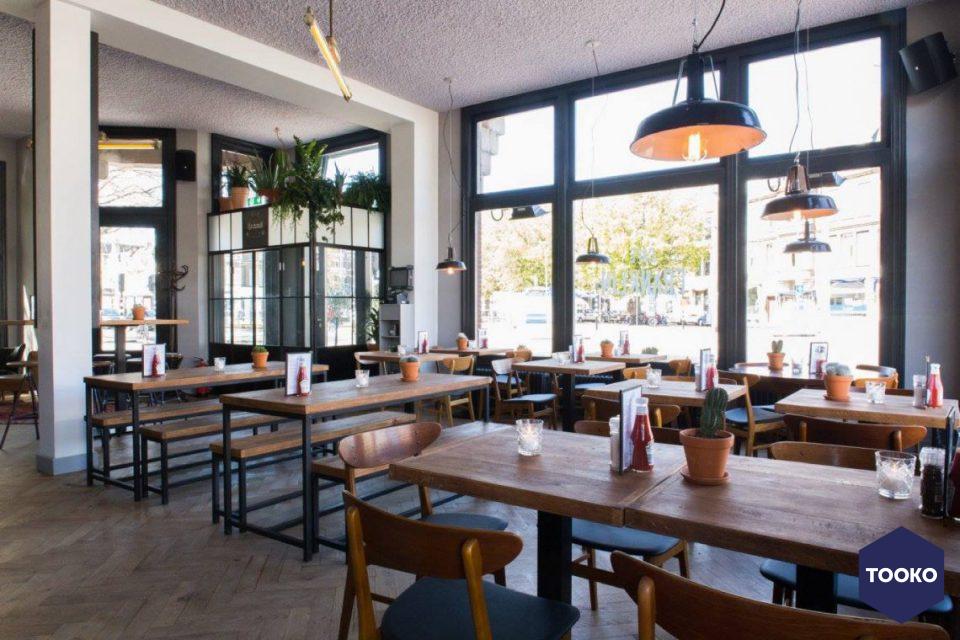 De Oude Plank - Café Franklin Den Haag