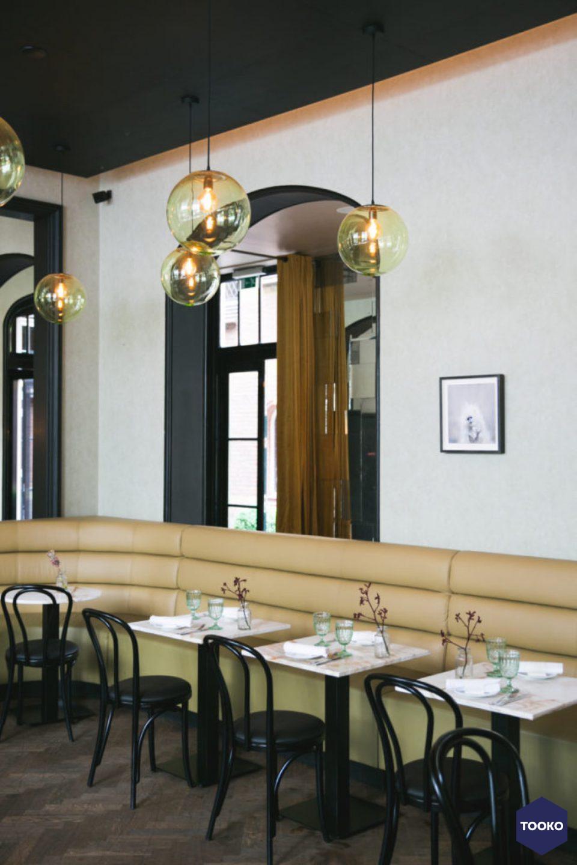 De Oude Plank - Ferilli's restaurant Amsterdam at College Hotel