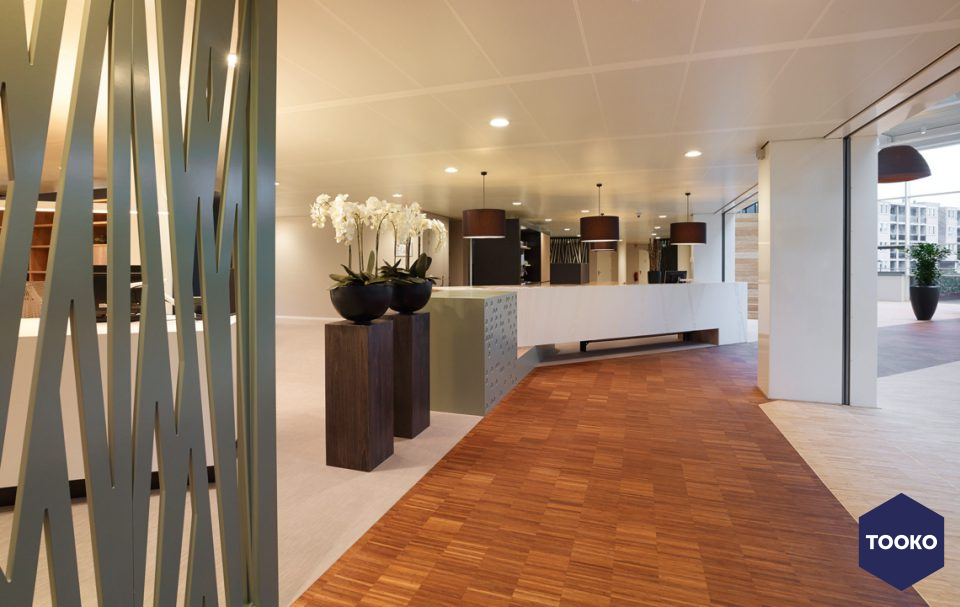 Illse Withagen Interieurarchitectuur - Rabobank Breda