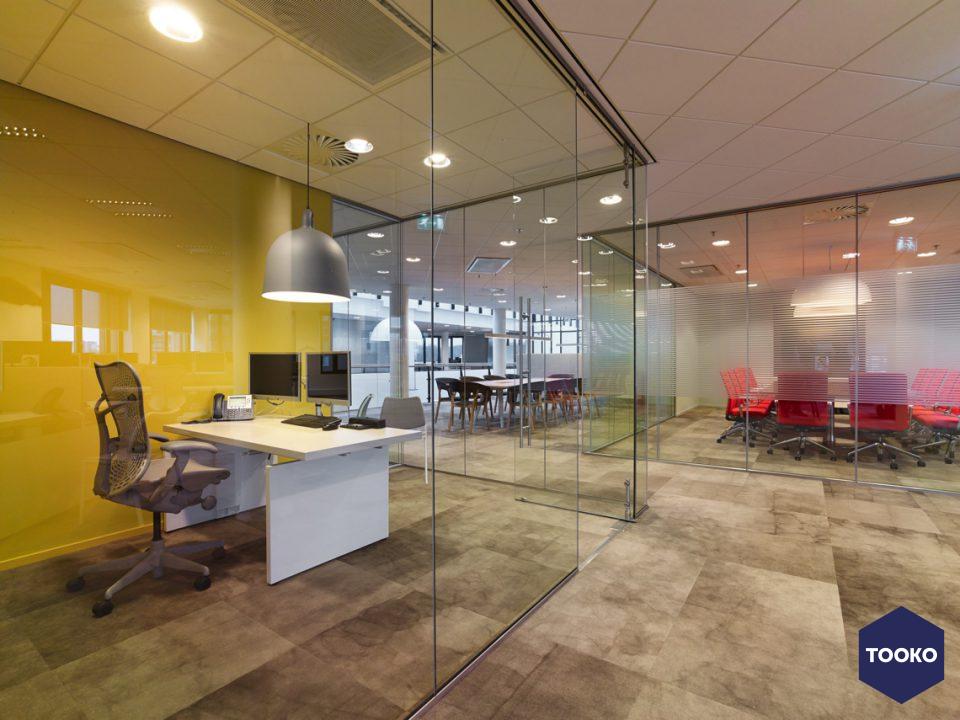 Illse Withagen Interieurarchitectuur - Rabobank Zuidwest-Brabant