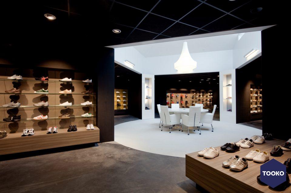 Illse Withagen Interieurarchitectuur - Ferro Footwear