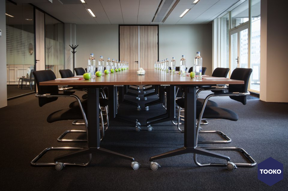 Vicinity Design - Conference en Meeting centre 'Engels' – Rotterdam
