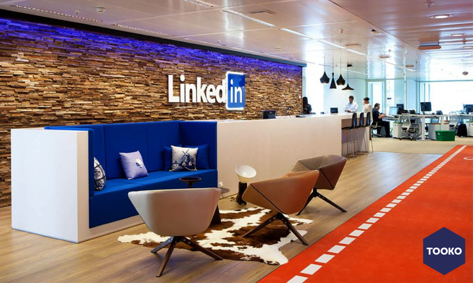 Vicinity Design - Linkedin HQ – Amsterdam