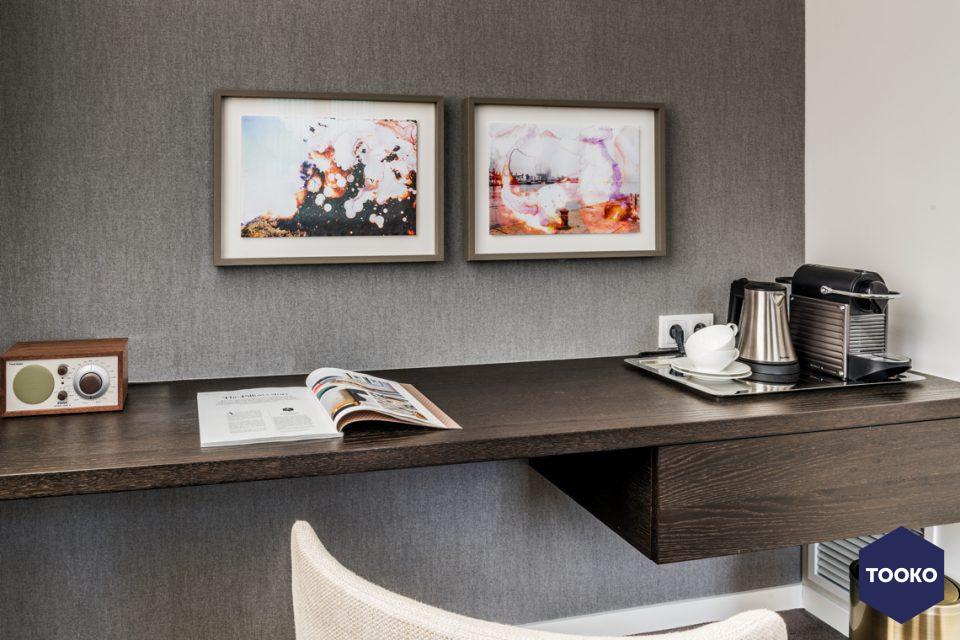 NEWKANTOOR - Pillows hotel Anna van den Vondel