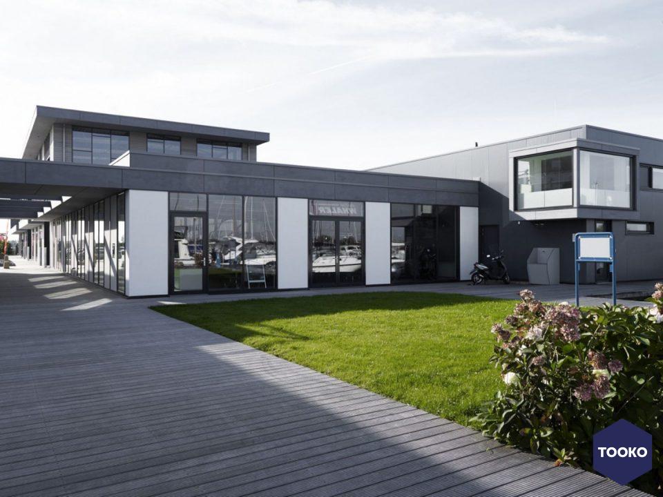 ENZO architectuur & interieur - Uitbreiding bedrijfscomplex Kempers Watersport