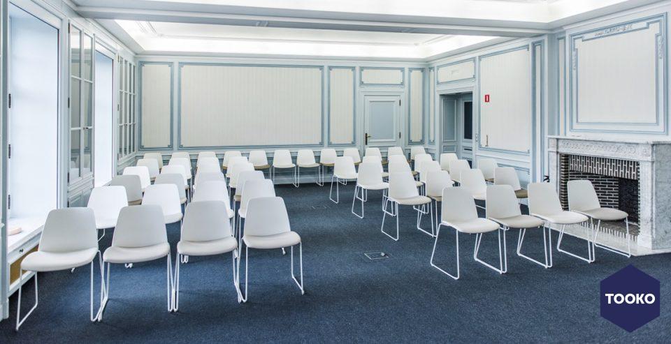 Havic Kantoormeubelen - Project Ghent University