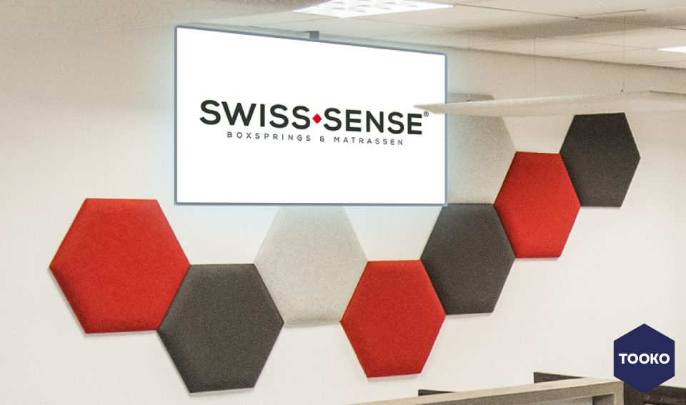 Havic Kantoormeubelen - Project Swiss Sense