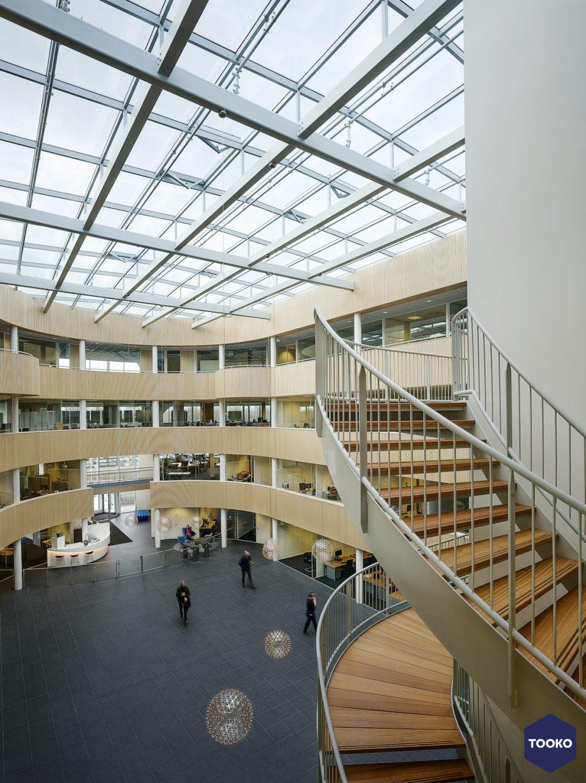 Ibelings van Tilburg architecten - Inalfa Roof Systems