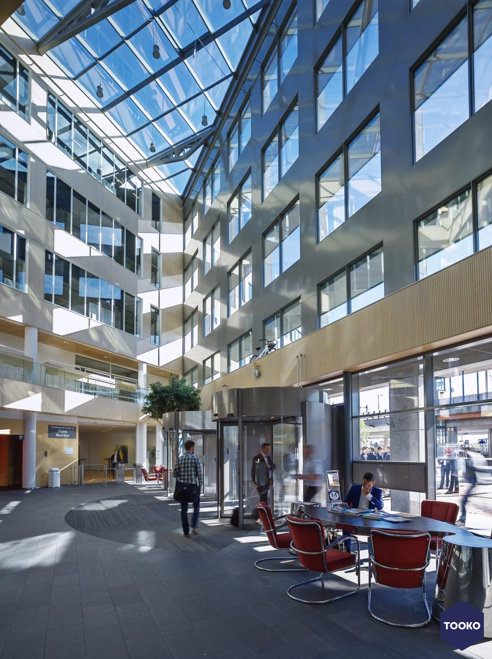 Ibelings van Tilburg architecten - Capgemini Utrecht