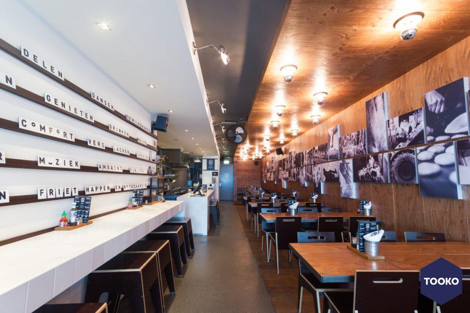Studio Kees Marcelis - Restaurant Wally in Nijmegen