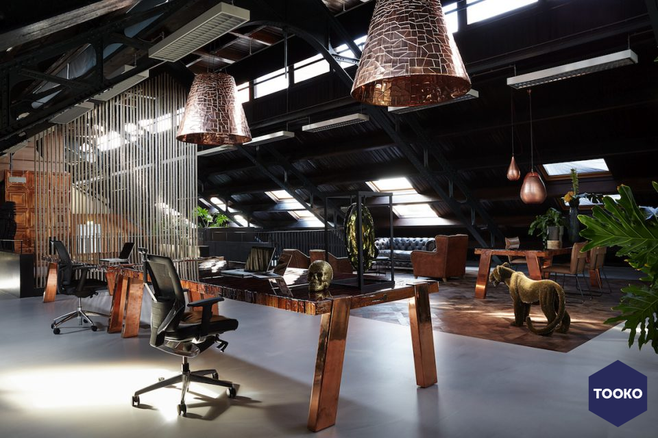 Osiris Hertman - Loft Office
