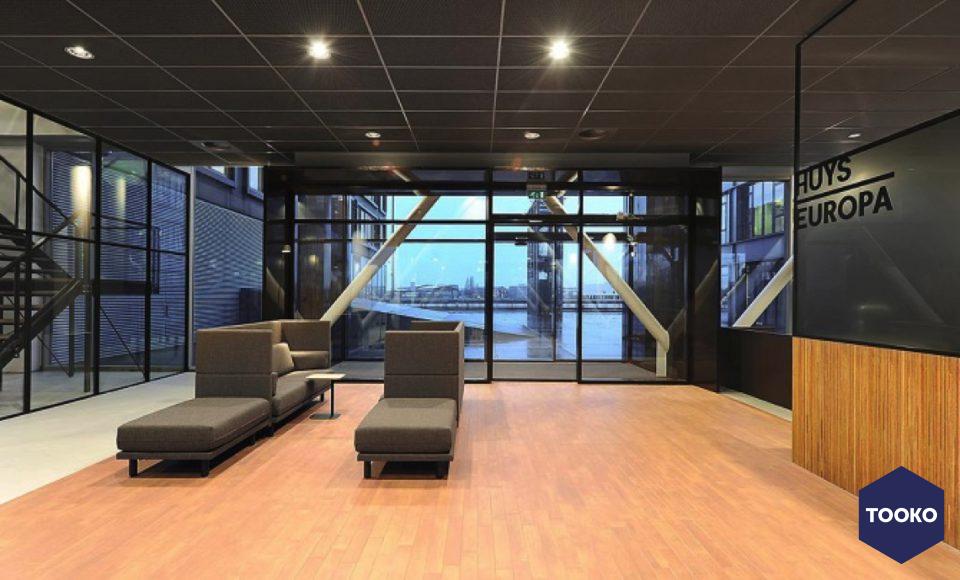 VOID interieurarchitectuur - Huys Europa