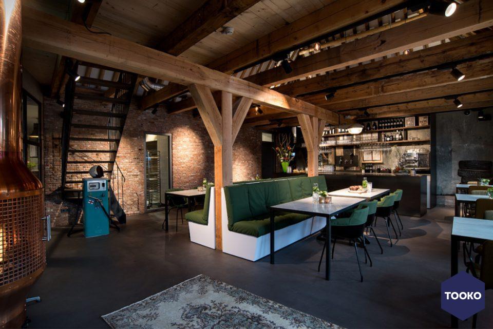 Dofine wall floor creations - Garage 45