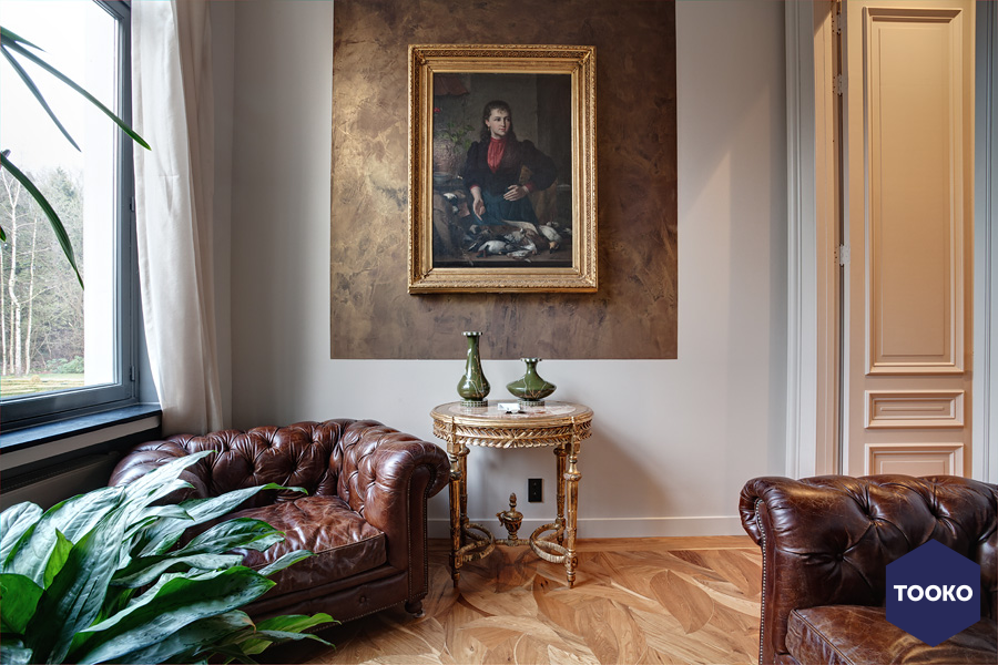 Dofine wall floor creations - Kasteel Withof