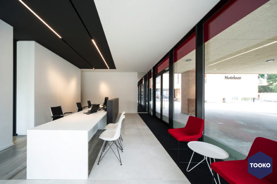 imore interieur architectuur - Office Heylen Vastgoed