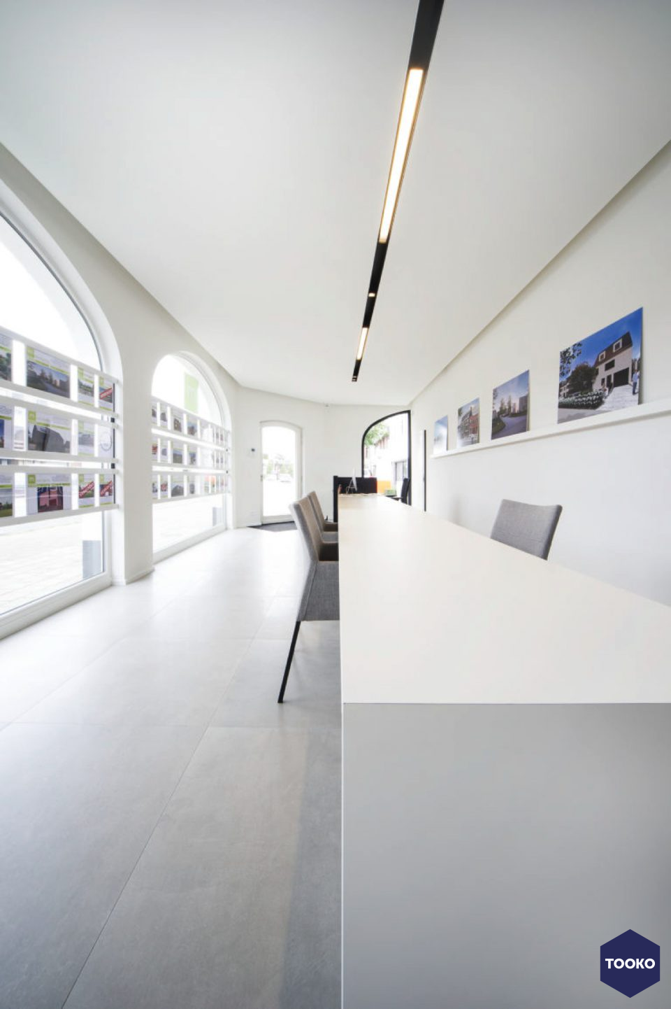 imore interieur architectuur - Office Immo Mintjens
