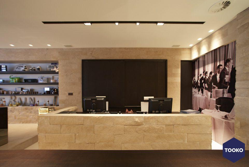 'D' Architectural Concepts - Project MM Antwerpen