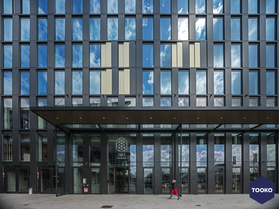 Paul de Ruiter Architects - QO Hotel Amsterdam in samenwerking met Mulderblauw architecten