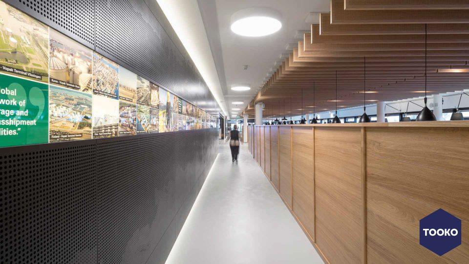Hollandse Nieuwe - VOPAK HQ – hospitality